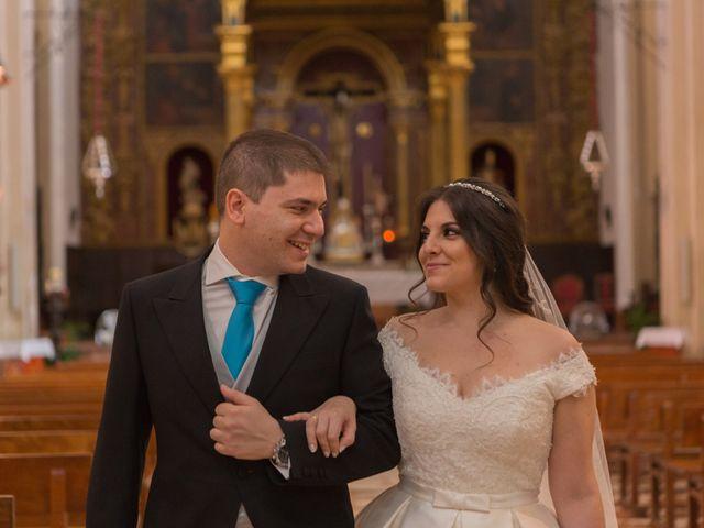 La boda de Alberto y Chio en Granada, Granada 8