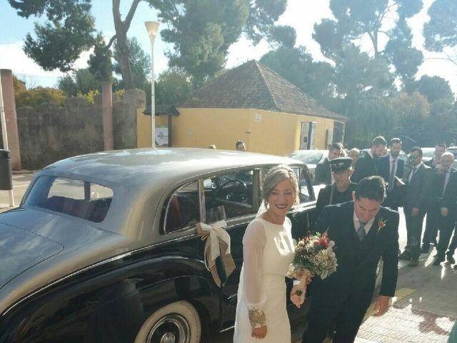 La boda de Alberto y Cristyna en Paterna, Valencia 5