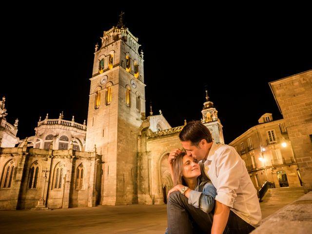 La boda de Casar y Tania en Lugo, Lugo 20