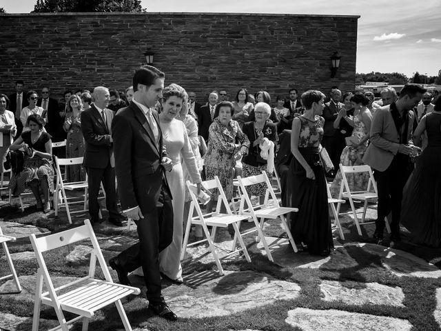La boda de Casar y Tania en Lugo, Lugo 33
