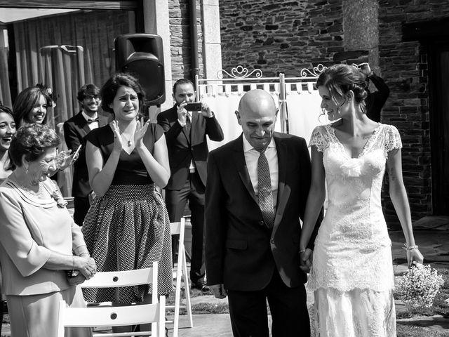 La boda de Casar y Tania en Lugo, Lugo 34