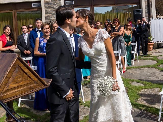 La boda de Casar y Tania en Lugo, Lugo 35