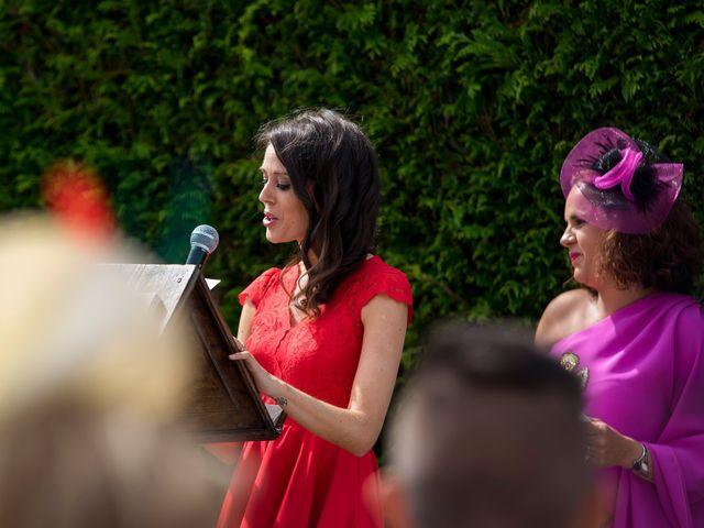La boda de Casar y Tania en Lugo, Lugo 45