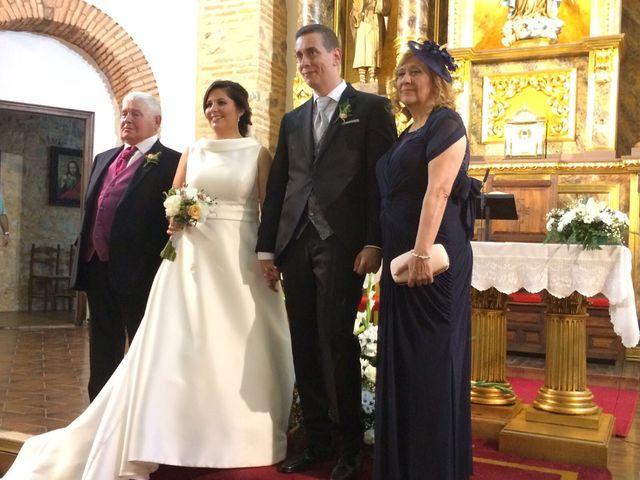 La boda de Mireilla y Fernando
