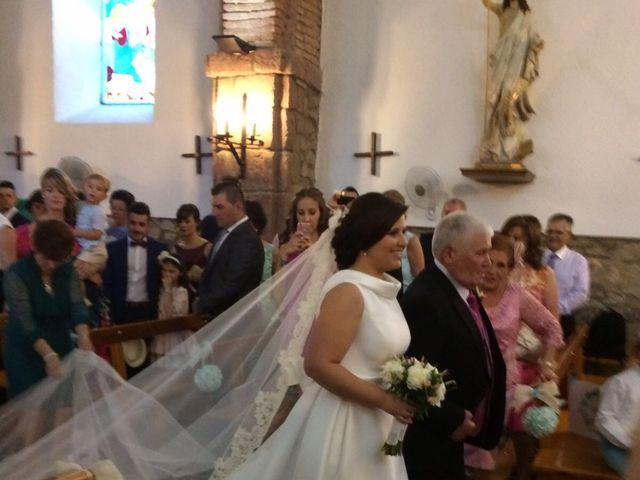 La boda de Fernando  y Mireilla en Porzuna, Ciudad Real 7