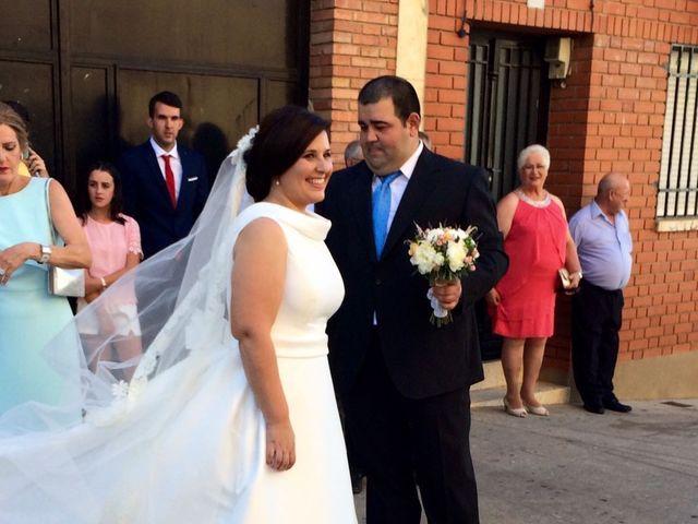 La boda de Fernando  y Mireilla en Porzuna, Ciudad Real 8