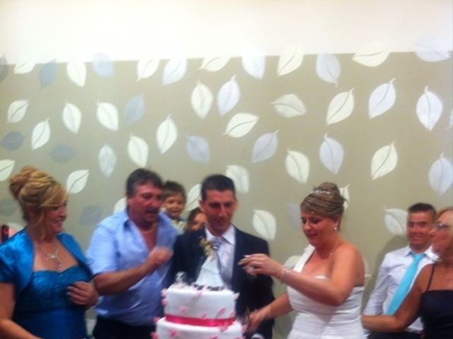 La boda de David y Lorena en Esquivias, Toledo 5