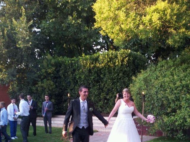 La boda de David y Lorena en Esquivias, Toledo 8
