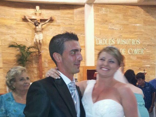 La boda de David y Lorena en Esquivias, Toledo 9
