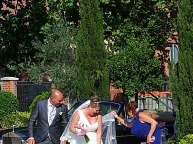 La boda de David y Lorena en Esquivias, Toledo 10