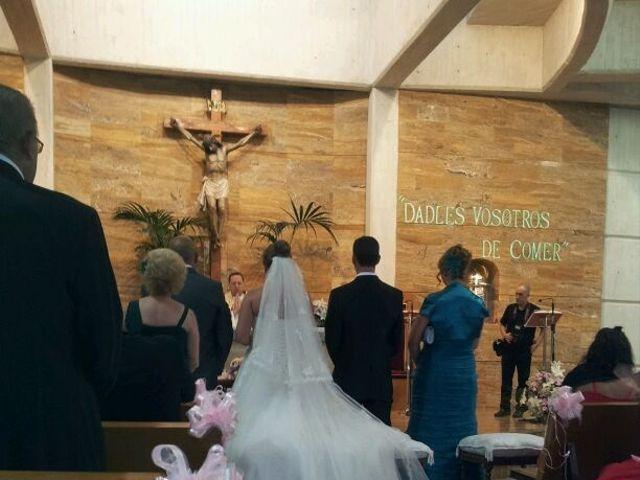 La boda de David y Lorena en Esquivias, Toledo 11