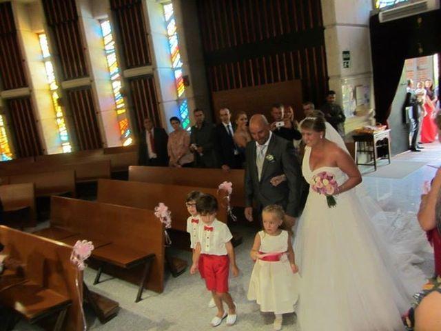 La boda de David y Lorena en Esquivias, Toledo 12