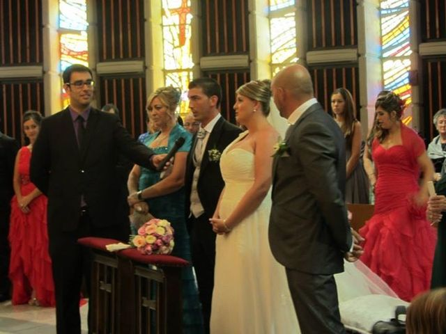 La boda de David y Lorena en Esquivias, Toledo 14
