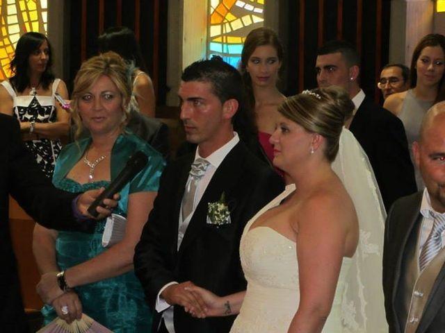 La boda de David y Lorena en Esquivias, Toledo 15