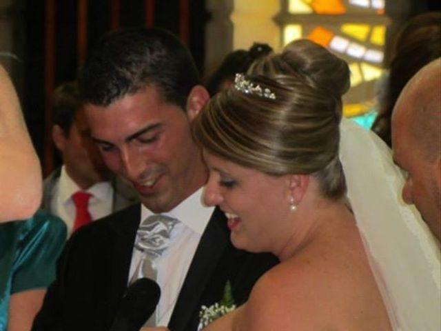 La boda de David y Lorena en Esquivias, Toledo 16
