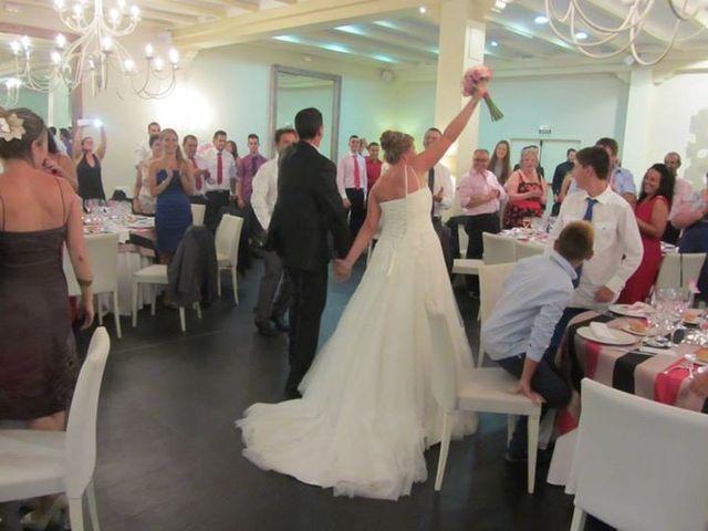 La boda de David y Lorena en Esquivias, Toledo 20