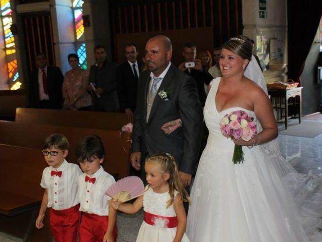La boda de David y Lorena en Esquivias, Toledo 2