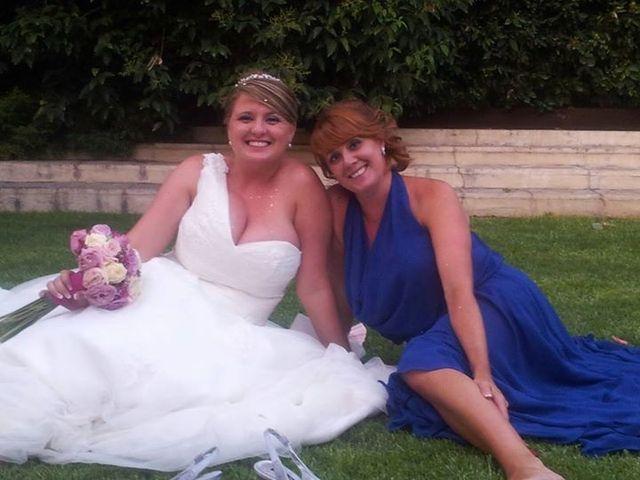 La boda de David y Lorena en Esquivias, Toledo 24