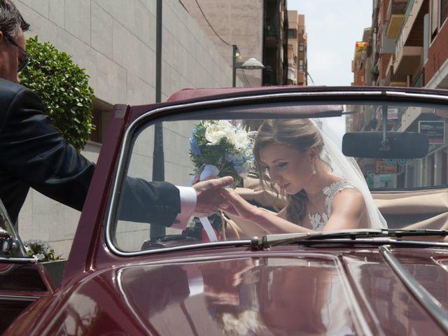 La boda de Tanya y Aarón en Alacant/alicante, Alicante 18