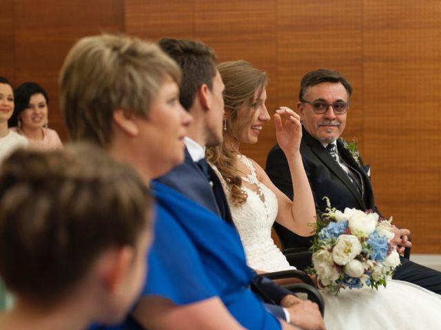 La boda de Tanya y Aarón en Alacant/alicante, Alicante 19