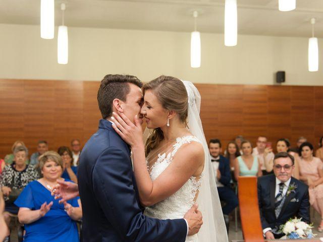La boda de Tanya y Aarón en Alacant/alicante, Alicante 22