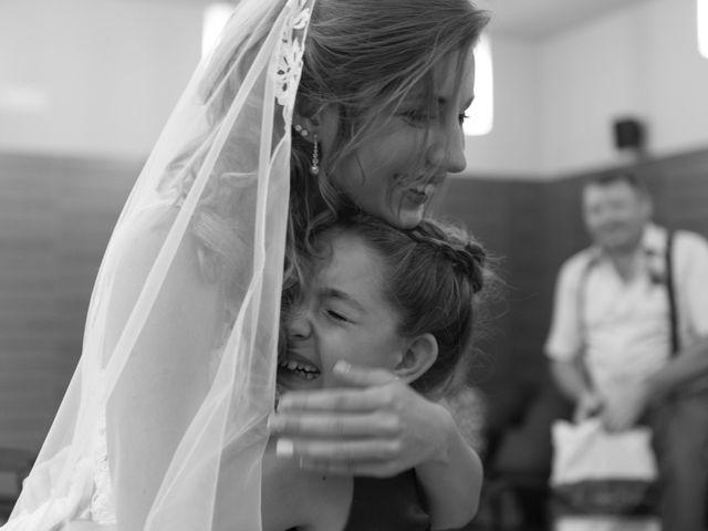 La boda de Tanya y Aarón en Alacant/alicante, Alicante 21