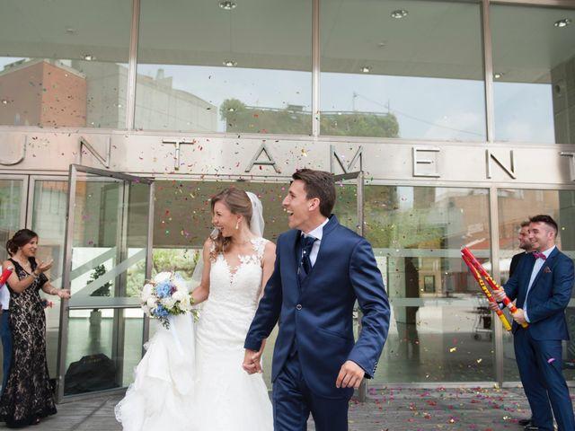 La boda de Tanya y Aarón en Alacant/alicante, Alicante 24