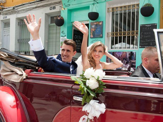 La boda de Tanya y Aarón en Alacant/alicante, Alicante 26