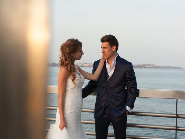 La boda de Tanya y Aarón en Alacant/alicante, Alicante 31