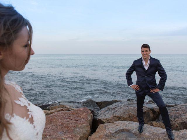 La boda de Tanya y Aarón en Alacant/alicante, Alicante 35