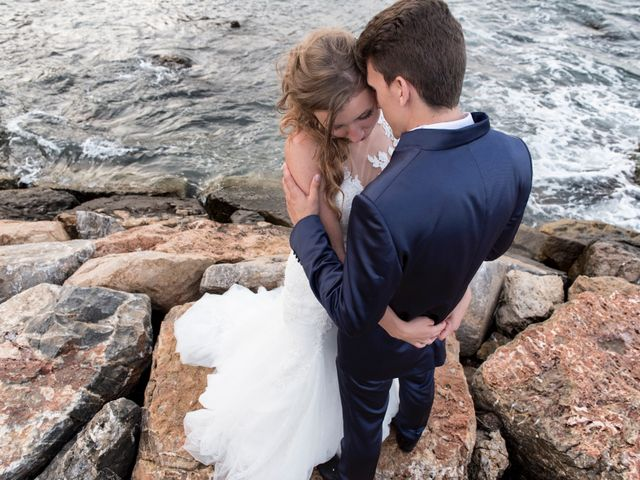 La boda de Tanya y Aarón en Alacant/alicante, Alicante 1