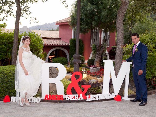La boda de Mónica y Rubén