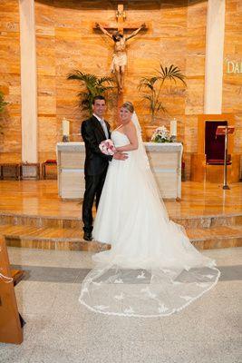 La boda de David y Lorena en Esquivias, Toledo 25