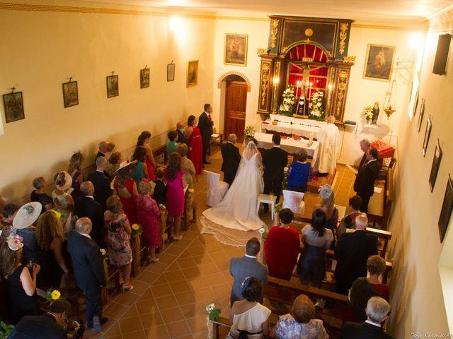 La boda de Carlos y Raquel  en Segovia, Segovia 2