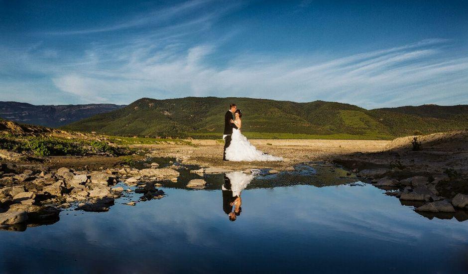 La boda de Sebas  y Jenny en Morillo De Tou, Huesca