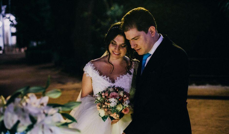 La boda de Alberto y Chio en Granada, Granada