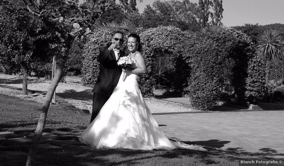 La boda de Daniel y Vanesa en Blanes, Girona