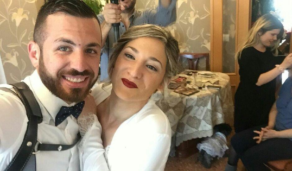 La boda de Alberto y Cristyna en Paterna, Valencia