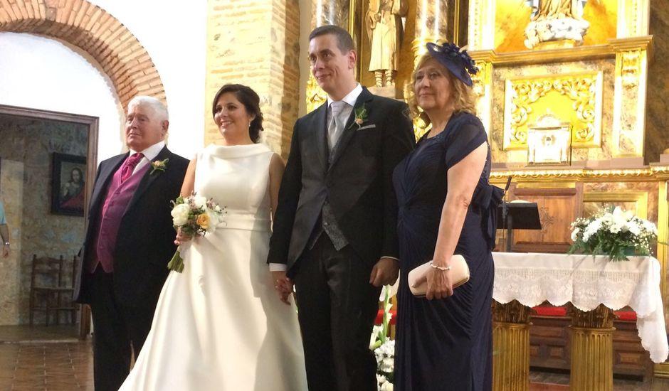 La boda de Fernando  y Mireilla en Porzuna, Ciudad Real