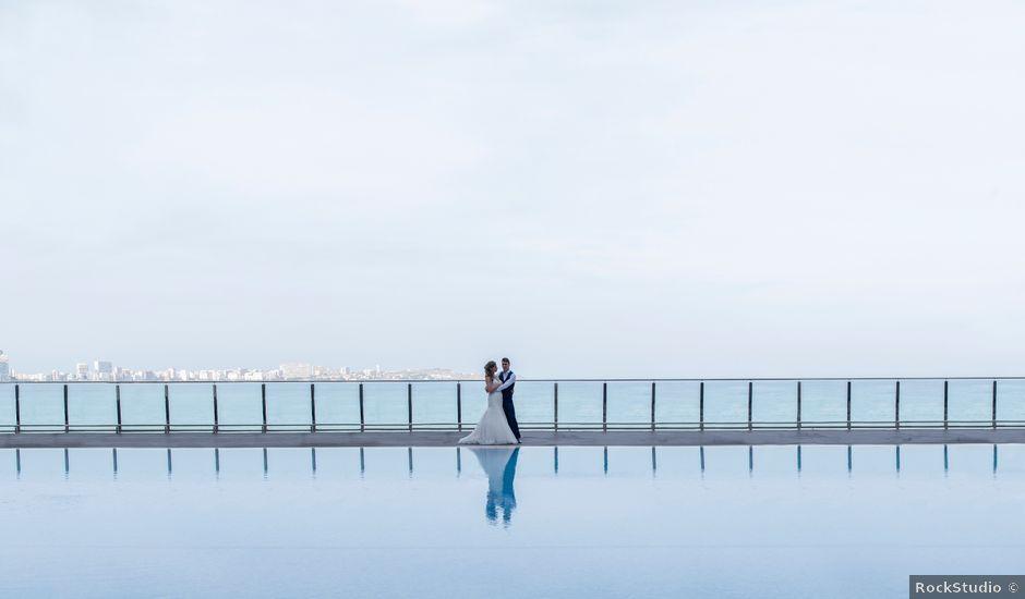 La boda de Tanya y Aarón en Alacant/alicante, Alicante