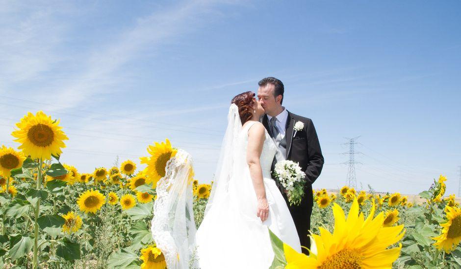La boda de Carlos y Raquel  en Segovia, Segovia