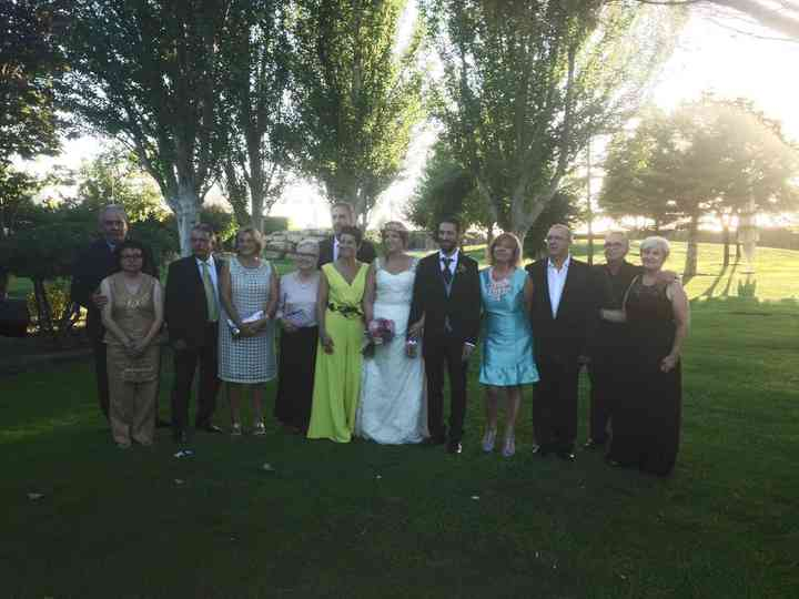 La boda de Iris  y Marc