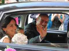 La boda de Agueda y Cleto 1