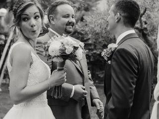 La boda de Carolina y Carlos 1