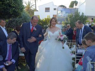La boda de Nieves y Oliver 3