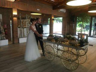 La boda de Ursula y Juan Carlos