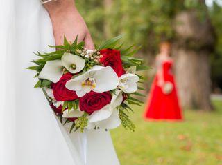 La boda de Irene y Ziortza 1