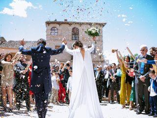 La boda de Marga y Alberto