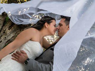 La boda de Alejandra y Claudio