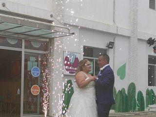 La boda de Anay y Santi  2